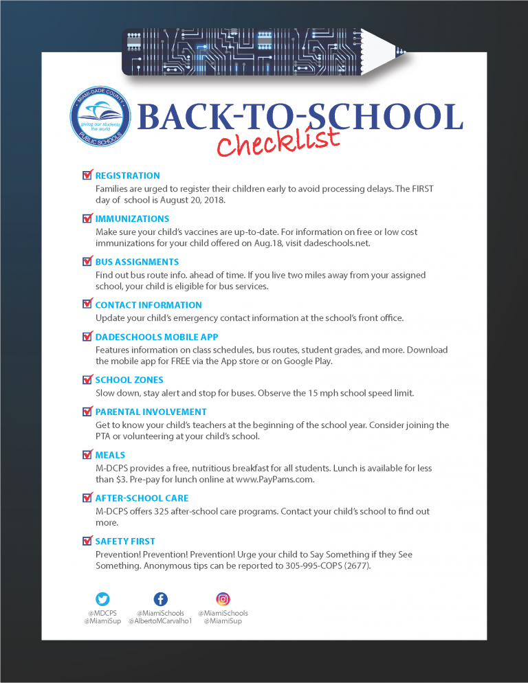 Back-To-School-Checklist